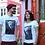 Thumbnail: Tee-shirt Homme Bio, Jules Verne couronne de fleurs