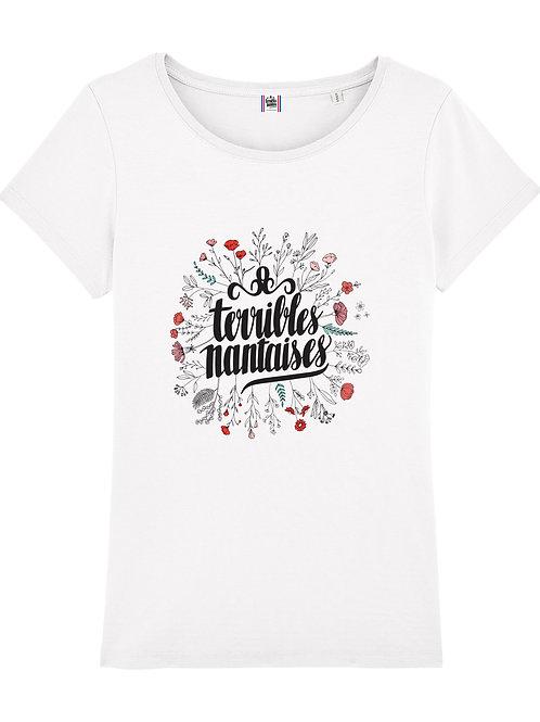 Tee-shirt Terribles Nantais x Albane H