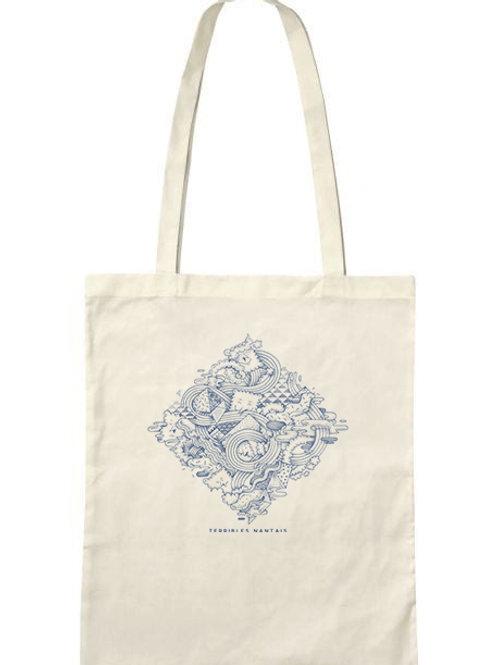 Tote-Bag Chasse aux Lu x Les Feebles