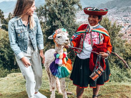 Wir fahren nach Peru