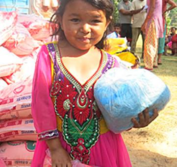 Update on HOPE in Nepal earthquake