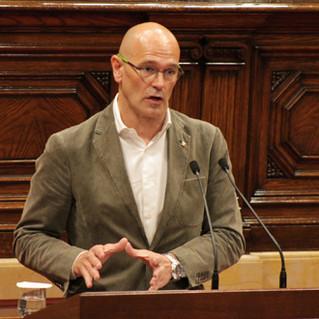 El Parlament de Catalunya ha aprovat avui la Llei de la Comunitat Catalana a l'Exterior