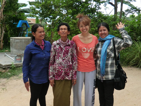 Mami's Reflections on her UNION experience, Cambodia