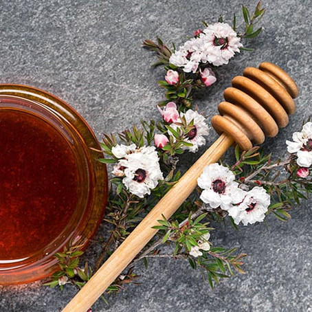 Pass the honey, Honey – Why Manuka Honey is such a useful ingredient