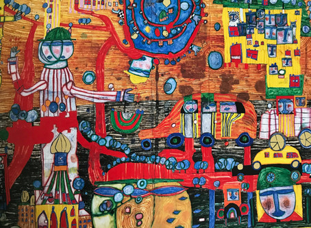 Harrari vs. Hundertwasser