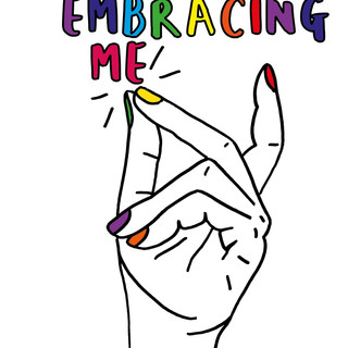 Embracing Me // The Agency , Contact Mcr