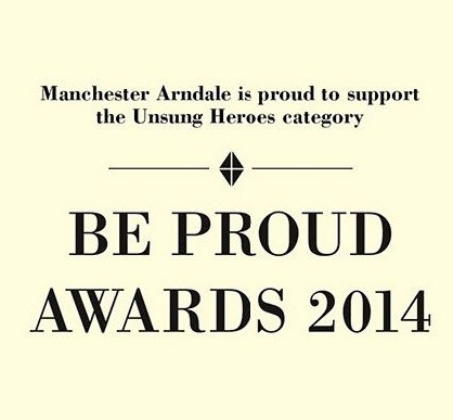 Manchester be Proud Awards
