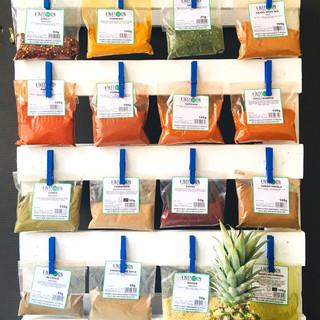Herb & Spice rack