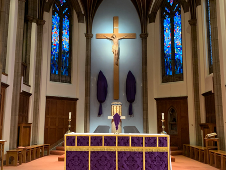 Celebrating the Great liturgies of Easter with our Parish Youtube
