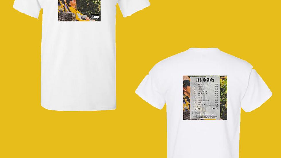 FREE Bloom Album Shirt