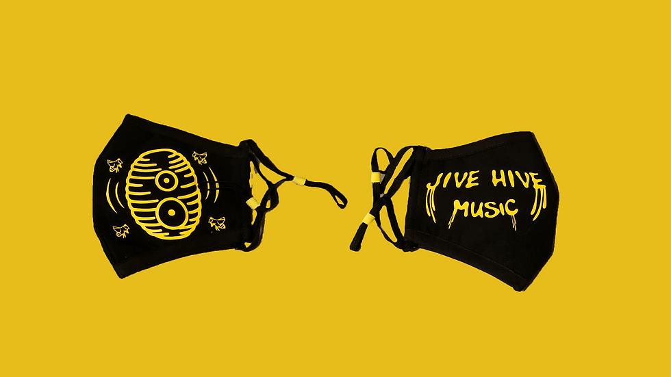 Jive Hive Mask