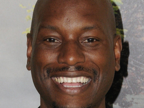 Tyrese  Black and Blue