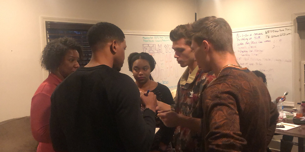 Atlanta Advanced Acting Class