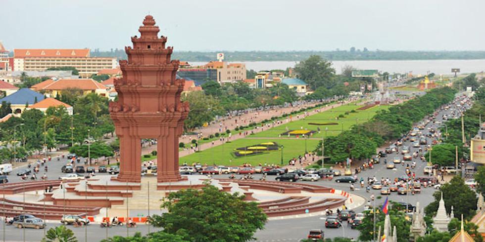 Cambodia Acting Class
