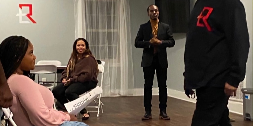 Network Acting/Scene Study - Workshop Weekend