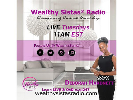 Wealthy Sistas Podcast: Behind the Scenes of the Entertainment Business w/ Bernie Lawrence-Watkins,