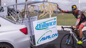 Brasileiro quer pedalar a 220km/h por recorde de velocidade em bicicleta