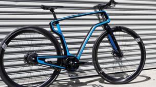 AREVO apresenta quadro de bike em carbono impresso em 3D