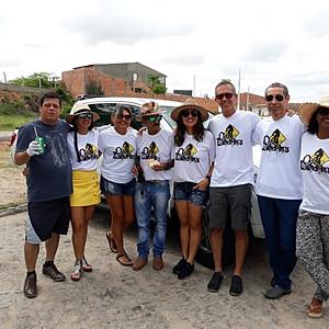 Natal Solidário com Os Zuandeiros em Poço Redondo (SE)