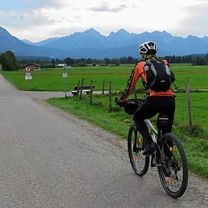 Pedal do Forte e Zuandeiros na Rota Romântica - Landsberg a Fussen