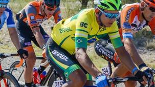 Brasil estreia bem na Volta Ciclística de San Juan