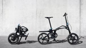Peugeot cria bicicleta elétrica dobrável