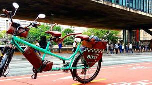 Bikxi, aplicativo de transporte em bicicletas, chega a São Paulo