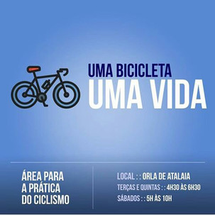 Uma bicicleta uma vida