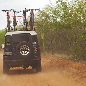Mapeamento Trilha Pedra Montada - Delmiro Gouveia (AL)