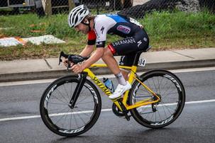 Bike de Alumínio Vence Campeonato Americano de Ciclismo