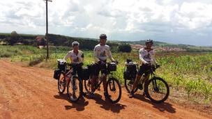 """Caminho da Fé: uma """"ciclocaminhada"""" de 600km, em 11 dias de pedal"""