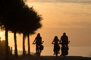 Família Nalu retorna ao Canal OFF com estreia de Nalu Pelo Mundo de Bike