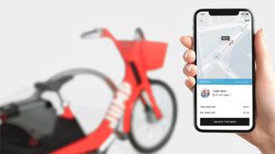 Uber terá serviço de bicicletas elétricas no Brasil em 2019