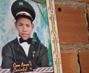 Ciclistas prestam homenagem à Fabrício Souza Silva