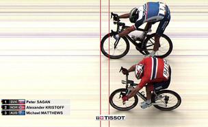 Bergen 2017: Peter Sagan faz história como tricampeão mundial