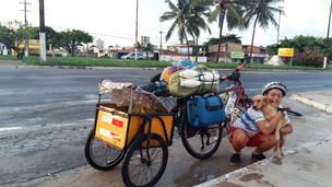 Camila e Frida: duas aventureiras desbravando a América do Sul