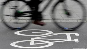 Regras rígidas para ciclistas na Alemanha