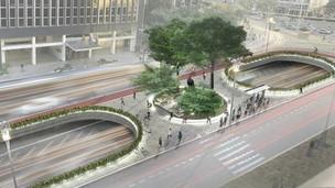 Praça do Ciclista ganha projeto de revitalização