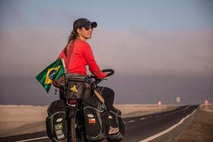 GIRAMÉRICA - 18.000 km e 4 anos solo de bike pela América do Sul