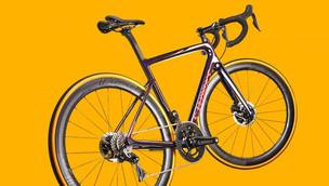 A Specialized Tarmac é a bike de estrada que mais evoluiu neste século