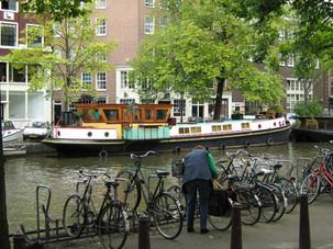 Fatos sobre a bicicleta em Amsterdã