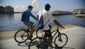 Contran regulamenta aplicação de multas a pedestres e ciclistas