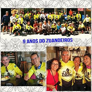 Aniversário dos Zuandeiros - 9 anos/ Restaurante Zodíaco - Orla Por do Sol