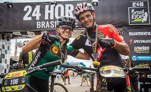 Carlos Henrique Paixão e Eliane Rezende vencem a 24 Horas Brasil Ride