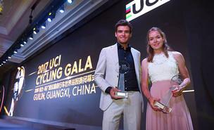 Van Avermaet termina temporada em 1º lugar no ranking UCI