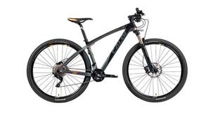 Ibex, a nova bicicleta aro 29 de carbono da Caloi