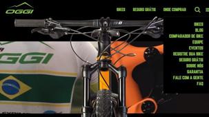 Site Oggi: Marca brasileira de bicicletas lança nova plataforma para o público brasileiro com muitas