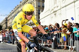 Presidente da UCI pede para que Sky suspenda Froome
