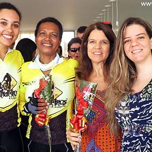 Pedal Dia das Mães - Restaurante Velho Chico (Praia de Atalaia)