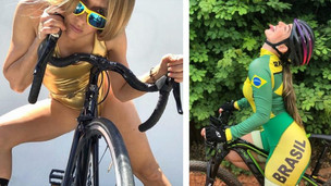 Será mesmo que uma ciclista sexy está sendo sexista?